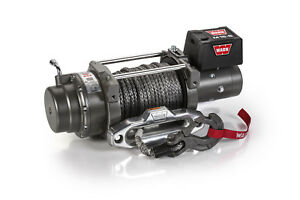 Warn 97730 M15 S Gen Ii 15 000 Lb Winch Spydura Synthetic Lifetime Warranty