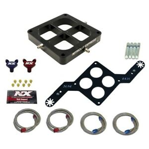 Nitrous Express Nx618 Dominator Crossbar Plate Conversion Pro Power