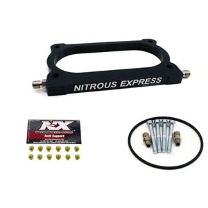 Nitrous Express Nx949 Efi Plate Conversion For Gt500