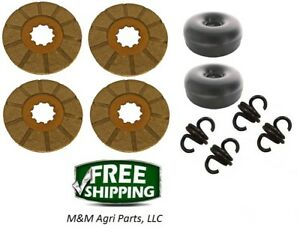 Brake Disc Repair Kit Ih Farmall Super C 200 230 240 404 330 340 2404