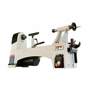 Wood Working Lathe Machine Precision Shop Tool Multiple Speed Belts Access