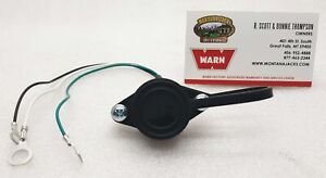 Warn 16296 Winch Remote Control Socket 3 Wire 12 Volt For Warn Truck Winches
