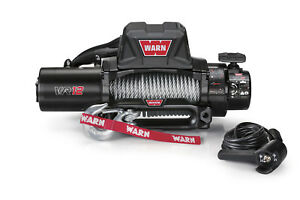 Warn 96820 Vr12 Gen Ii 12 000 Lb Truck Winch Lifetime Warranty