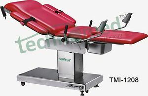 Electric Gynecological Obstetric Ot Table Gynaecology Surgery