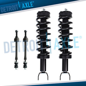 4wd Quick Front Struts And Sway Bar End Links Kit For 2009 2014 Dodge Ram 1500