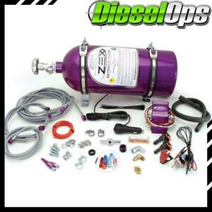 Zex Wet Nitrous System W purple Bottle For Chevrolet Camaro Ls lt 3 6l V6 10 14