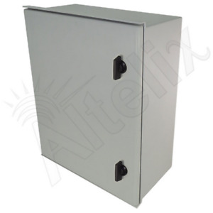 Altelix 20x16x8 Fiberglass Nema Box 3x Weatherproof Outdoor Equipment Enclosure