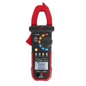 New Digital Voltmeter Ammeter Ohmmeter Multimeter Volt Ac Dc Tester Clamp Meters