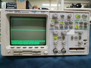 Hp agilent_54622d 16 Channel 100 Mhz Mixed signal Oscilloscope