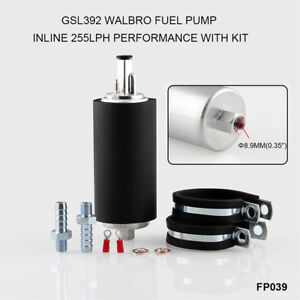 New Fuel Pump Low Pressure Electric Fuel Pump 12v For Ford Gsl392