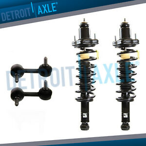 Rear Strut Coil Spring Sway Bar Kit For Dodge Avenger Chrysler 200 Sebring Fwd