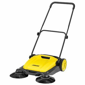Karcher 1 766 303 0 S650 Outdoor Manual Sweeper 21 With Dual Side Brooms
