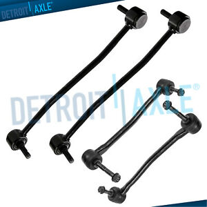 Front Rear Sway Bar Kit For 2000 2004 Ford F 250 F 350 Super Duty 4wd Drw