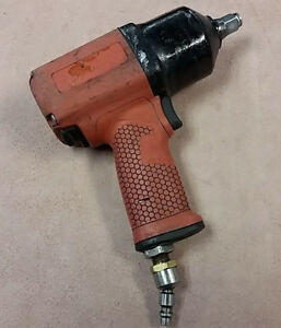 Matco Tools Mt1769qa 1 2 Pneumatic Air Impact Wrench With Swivel Connector