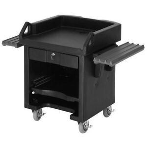 Cambro Vcswr110 cash Register Cart