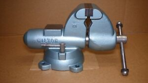 Wilton C1 Bullet Vise Machinist 4 5 Jaws Usa Bench Vise Pipe Jaws