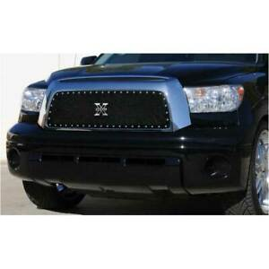 T rex Black X metal Series Studded Main Grille For Toyota Tundra 2007 2009