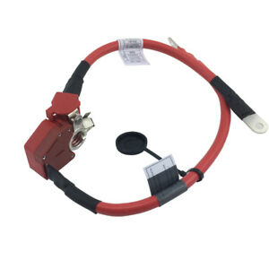 New Positive Terminal To Battery Under floor Cable For Bmw 320i 328i 428i 435i