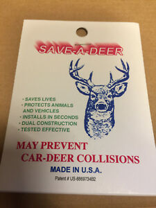Animal Alert Whistle From Usa Save A Deer Whistle Motorcycle Deer Whistle Safe