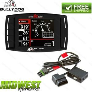 Bully Dog Gt Diesel Tuner For 2013 2016 Dodge Ram 6 7l Cummins Free Unlock Cable