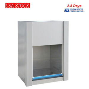 Vd 650 Ventilation Laminar Flow Hood Air Clean Bench Workstation 300lx 200w Usa