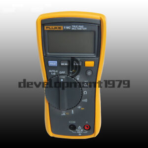 Brand New Fluke 116c Multimeter Temperature Microamps Hvac