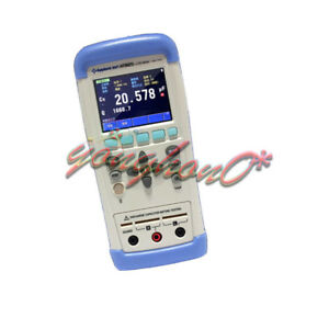 At825 Handheld Lcr Digital Meter Electric Bridge 10khz Applent New