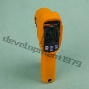 New F62 Max Fluke 62 Max Plus Dual Laser Infrared Thermometer