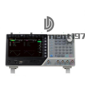 New Hdg2032b 2ch 16bits 30mhz 250msa 64m Arbitrary Waveform Function Generator