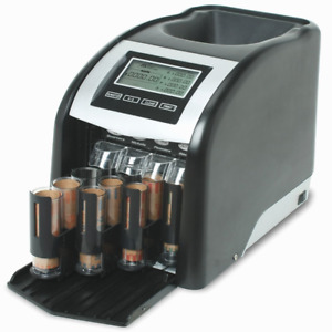 Money Handling Digital Display Electric Automatic Coin Sorter counting Machine