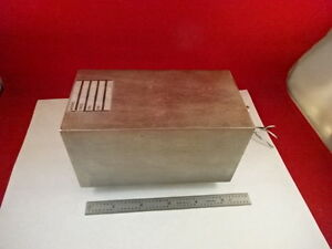 Vectron Frequency Quartz Precision Oscillator 5 Mhz As Pictured 7c a 03