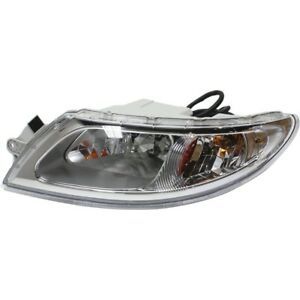 Ic Ce School Bus 2013 2014 2015 Left Driver Headlight Head Light Front Lamp