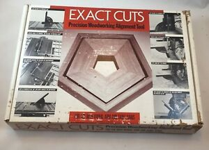 Exact Cuts Precision Radial Arm Table Saw Woodworking Alignment Tool