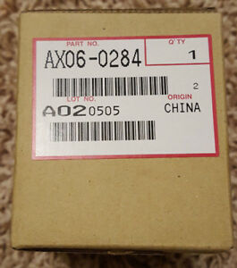 Ricoh Polygon Mirror Motor Part Number Ax06 0284 Ax06 0342