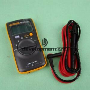 Fluke New 101 Portable Handheld Digital Multimeter Tester 15b Smaller Version