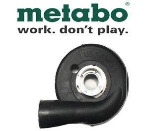 7 Metabo Basic G2 Kit W New Style Convertible Shroud no Nuts Or Wrenches