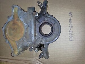 Ford 302w 351w Efi Timing Cover Used