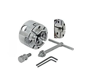 Nova 48232 G3 Reversible Wood Turning Chuck With 2 Jaw Sets 1 And 2 Doveta