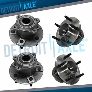 Front Wheel Bearing Rear Hub For 2002 2003 2004 2005 2006 2007 Saturn