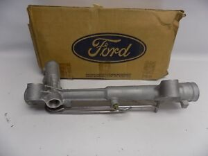 New Oem 1984 1991 Ford Mustang Steering Gear Linkage Housing E3sz3548a