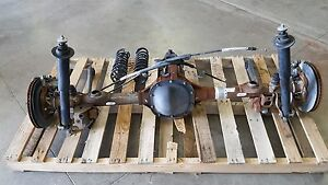 2011 2014 Mustang 5 0 Rear End 8 8 Axle 3 15 Gear 05 10 Differential Gt