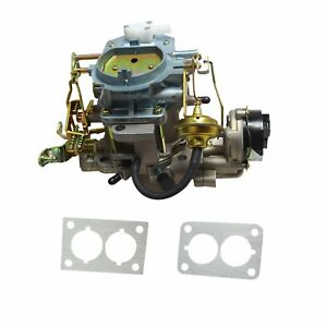 For 2 Barrel Jeep Carburetor Bbd 6 Cyl 4 2l 258cu Engine Amc Carb Carter Type