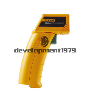 Fluke New 59 Mini Handheld Laser Infrared Thermometer Gun F59