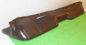 1967 1968 Mustang Fastback Coupe Gt Gt A Convertible Shelby Orig Brown Dash Pad