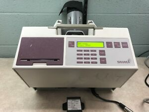 Hologic Sahara Bone Density Densitometer Sonometer Ultrasound Case