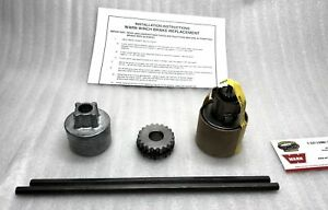 Warn 32455 Brake Assembly Kit Vr Series 9 5xp S Xd9000 M6000 M8000 Winches