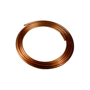 3 8 Id Soft Copper Tubing Coil 20 Ft Type L 3 8 Inch I d 20 Feet Made In Usa