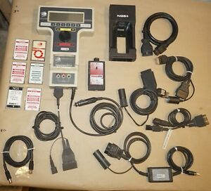 Ford Rotunda Ngs 6 Cards Extra Cables Accessories