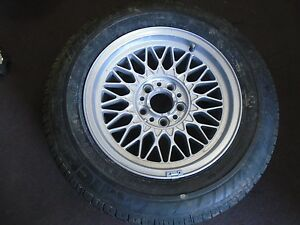 new Bmw 5 Series 16 Spare Tire