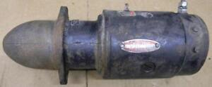 Delco Remy 12 Volt Starter For 1960 1966 Caterpillar 1107261